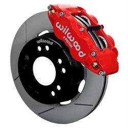 Wilwood 140-15302-R Superlite 4R Front Brake Kit, Plain, C10/15