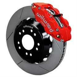 Wilwood 140-15304-R Superlite 6R Front Brake Kit, 14 Inch, C10/15