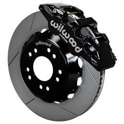 Wilwood 140-15305 Aero6 Front Brake Kit, 14 Inch, Plain, C10/15