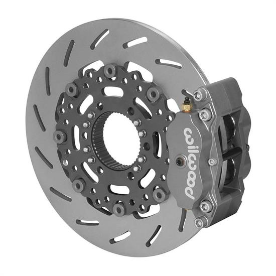 Wilwood 140-15346 Narrow Dynalite Sprint Brake Kit, 12 Inch