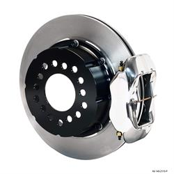Wilwood 140-2115-P FDLI Rear Brake Kit, Big Ford 2.36 Off