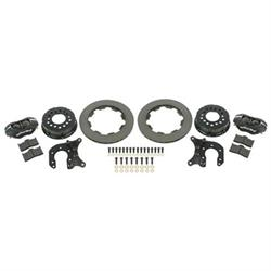 Wilwood 140-2117-B Rear Brake Kit - Mopar/Dana Axle, 2.36 Offset