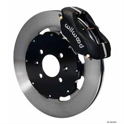 Wilwood 140-6163 FDL 12.19 Front Disc Brake Kit, 1990-11 Honda/Acura
