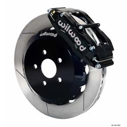 Wilwood 140-7005 SL6 12.88 Inch Front Disc Brake Kit, 1999-08 Subaru