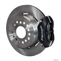 Wilwood 140-7139 Rear Disc Brake Kit, Big Ford 9 Inch, Old 2.36 Offset