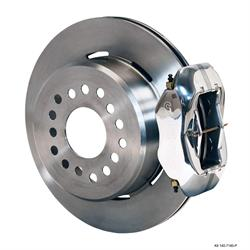 Wilwood 140-7140-P FDLI Rear Brake Kit, New Big Ford 2.50 Off