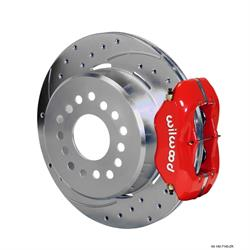 Wilwood 140-7140-ZR FDL Rear Brake Kit, New Big Ford 2.50 Off