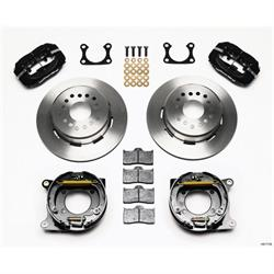 Wilwood 140-7140 Rear Disc Brake Kit, Big Ford 9 Inch New 2-1/2 Offset