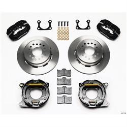 Wilwood 140-7143 Rear Disc Parking Brake Kit, Ford 9 Inch, 2.66 Offset