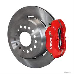 Wilwood 140-7144-R FDLI Rear Brake Kit, Mopar/Dana 2.36 Off