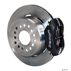 Wilwood 140-7144 FDL Rear Brake Kit, Mopar/Dana 2.36 Off, w/Snap Ring