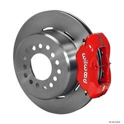 Wilwood 140-7146-R FDLI Rear Brake Kit, Ford 8.8 w/2.5 Off -5 Lug