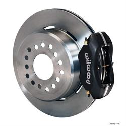 Wilwood 140-7146 FDLI Rear Brake Kit, Ford 8.8 w/2.5 Off -5 Lug