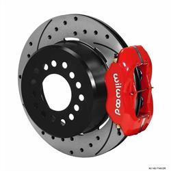 Wilwood 140-7149-DR FDL Rear Parking Brake Kit, GM 12-Bolt