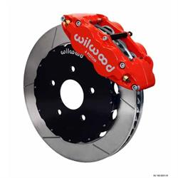 Wilwood 140-8031-R FNSL6R 13.06 Front Disc Brake Kit, 1997-04 Corvette