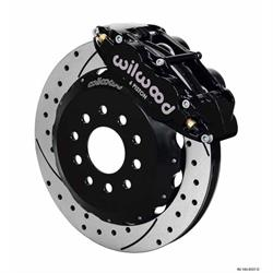 Wilwood 140-8337-D FNSL6R 12.88 Front Disc Brake Kit, 1988-96 Corvette