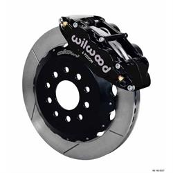 Wilwood 140-8337 FNSL6R 12.88 Front Disc Brake Kit, 88-96 Corvette C4