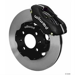 Wilwood 140-8695 FDL 11 Inch Front Disc Brake Kit, 1988-00 Civic/CRX
