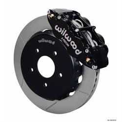 Wilwood 140-8753 FNSL6R 13.06 Front Disc Brake Kit, 04-06 Pontiac GTO