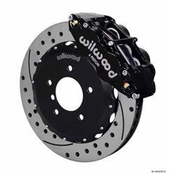 Wilwood 140-8797-D FNSL6R 13.06 Inch Front Disc Brake Kit, 1995-01 BMW
