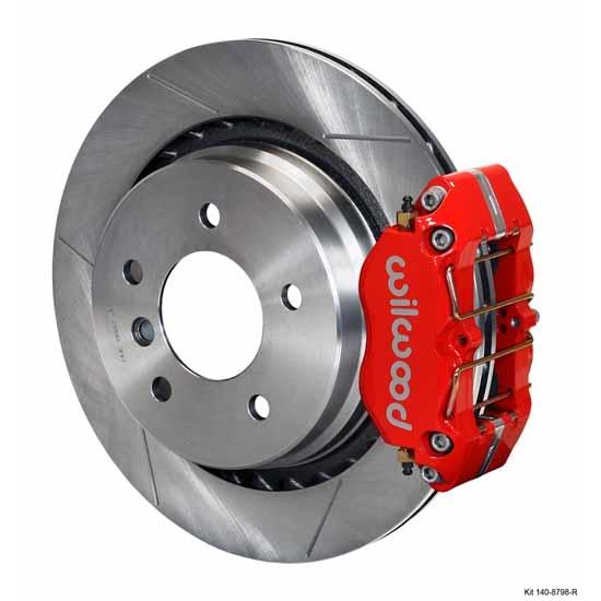 Wilwood 140 8798 R Dynapro 12 27 Rear Parking Brake Kit 1995 99 Bmw