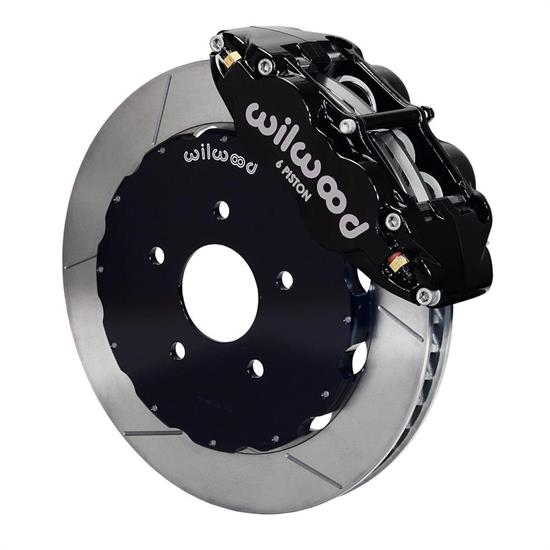 Wilwood 140-8921 FNSL6R Front Disc Brake Kit, 04-Up Corvette/Cadillac
