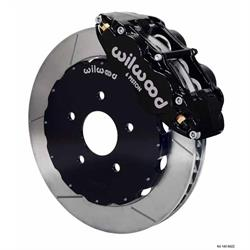 Wilwood 140-8922 FNSL6R Front Disc Brake Kit, 04-Up Corvette/Cadillac