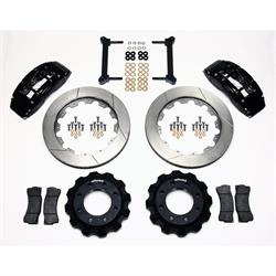 Wilwood 140-8996 TC6R 16 Front Brake Kit, 1999-11 GM H2/Truck/SUV 2500