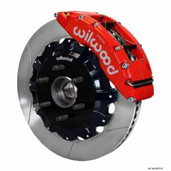 Wilwood 140-9072-R TC6R 16 Inch Front Brake Kit, 2004-08 Ford/Lincoln