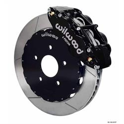 Wilwood 140-9107 FNSL6R 12.88 Inch Front Disc Brake Kit, 94-04 Mustang