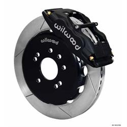 Wilwood 140-9194 FSLI4 12.88 Front Disc Brake Kit, 89-98 Nissan 240SX
