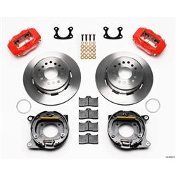 Wilwood 140-9282-R FDLI Rear Brake Kit, Small Ford 2.50 Off
