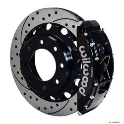 Wilwood 140-9406-D TC6 Rear Disc Brake Kit, 99-11 GM Truck/SUV 2500 HD