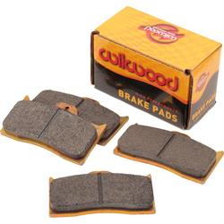 Wilwood 150-9413K 7112 BP-20 Brake Pad Set, DLIII/BDL/FDL, .49 Inch