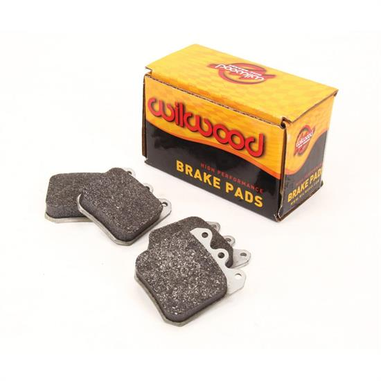 Wilwood 150-9765K 6812 BP-20 Brake Pad Set, DPS/DLS, .50 Inch Thick