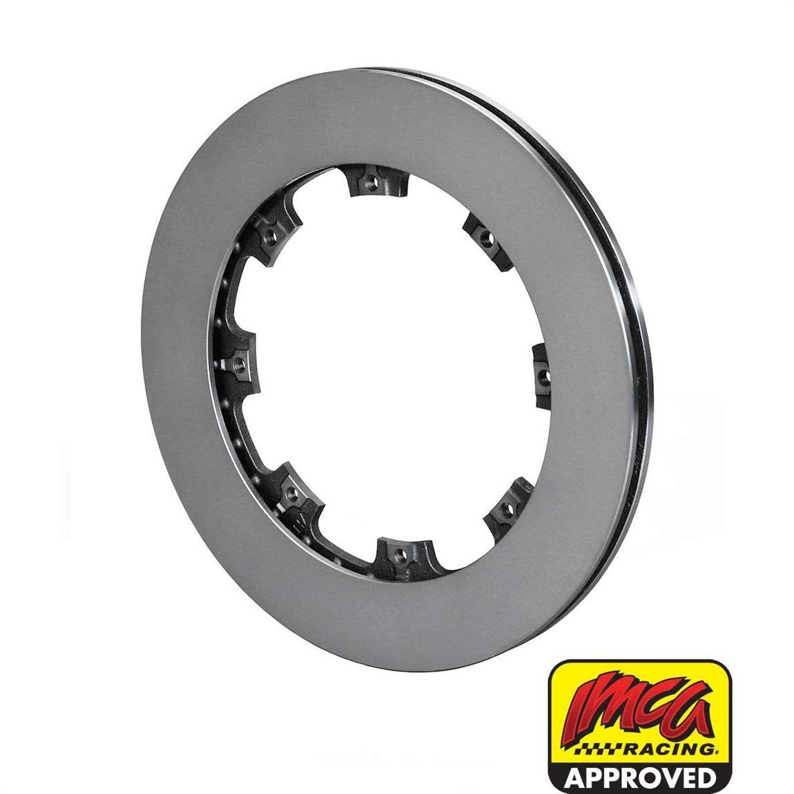 Speedway Pro-Lite Vented Brake Rotor 12.19 x .81 Inch
