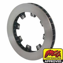 Wilwood 160-0483 Ultralite 32 Vane Vented Iron Rotor, 11.75 x 1.25 In.