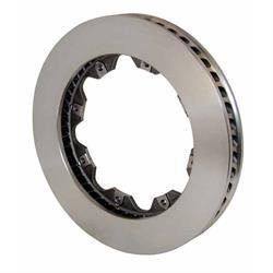 Wilwood 160-11835 HD 48 SPC-37 Curved Vane RH Rotor, 12.19 x 1.25 Inch
