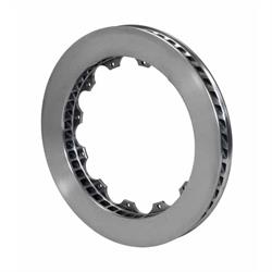 Wilwood 160-12786 HD 48 SPC-37 Curved Vane RH Rotor, 13.06 x 1.25 Inch