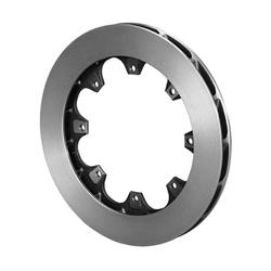 Wilwood 160-13979 ULHD-16 Curved Vane Left Hand Rotor, 11.75 Inch