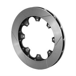 Wilwood 160-13981 ULGT-16 Curved Vane Left Hand Rotor, 11.75 Inch