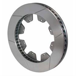 Wilwood 160-3584 GT 48 SPC-37 Curved Vane RH Rotor, 13.06 x 1.38 Inch