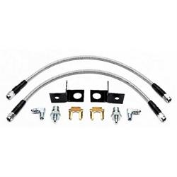Wilwood 220-9248 Flexline Rear Brake Line Kit, 2005-06 Mustang, DL