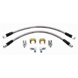 Wilwood 220-9882 Flexline Rear Brake Line Kit, 1998-02 Camaro