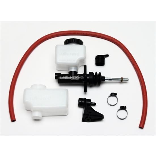 "Wilwood Compact Brake Master Cylinder BMC 260-10374 1//8-72 NPT Outlet 7//8/"""