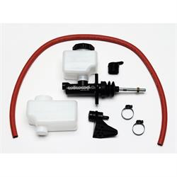 Wilwood 260-13622 Remote Flange Mount Master Cylinder Kit, 1 In Bore