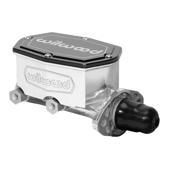 Wilwood 260-14960-BK Compact Tandem Master Cylinder Replacement ...
