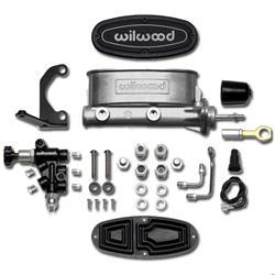 Wilwood 261-14158 Master Cylinder Kit, 1965-87 Mustang