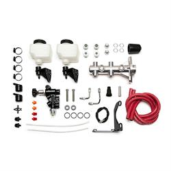 Wilwood 261-14252-P Remote Tandem Master Cylinder Kit, 1-1/8 In