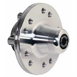 Wilwood 270-7285 Front Hub, Solid Rotor, Mustang, 5 x 4.50/4.75 Inch